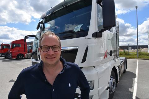 Magnus G Karlsson Interims VD MAN Truck & Bus Scandinavia