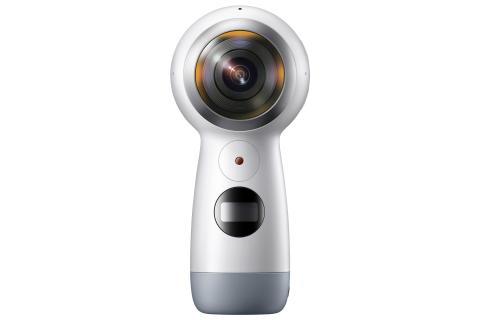 Samsungs nya Gear 360 introducerar 360-graders video  för livestreaming och inspelning i äkta 4K-upplösning