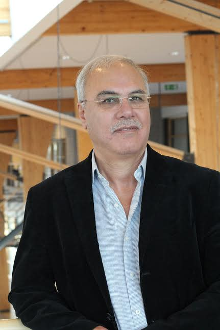 Basim Al-Najjar, vd och grundare av E-maintenance