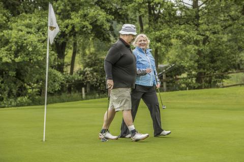 Dags för final i Halmstads populära golfturné