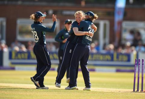 England Women Clinch Royal London ODI Series