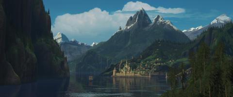 Visitnorway och Disney i samarbete för att locka turister till Norge