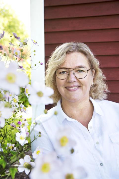 Franska kort - en mysdeckare i kolonistugemiljö som utspelas i Uppsala kommer i april