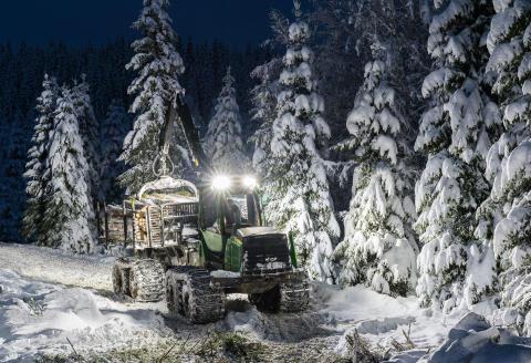 Europeisk millionprosjekt for bærekraftig skogsdrift