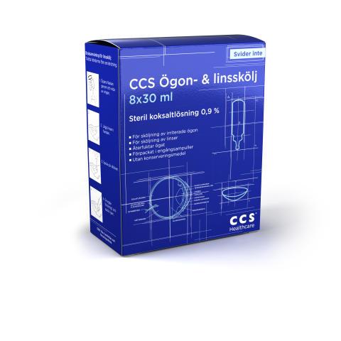 CCS Ögon och Linsskölj