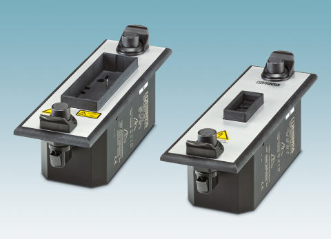 New test adapters for surge protection test device