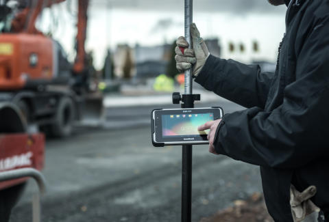 The ALGIZ RT7 ultra-rugged Android tablet