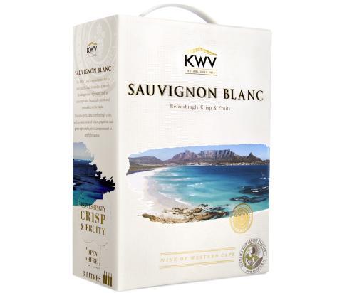 KWV Sauvignon Blanc lanseras den 2 september!