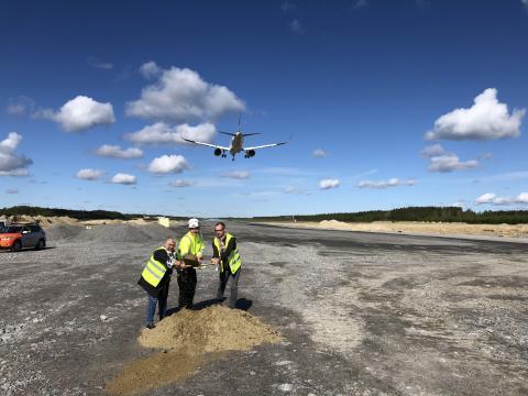420 meter som tar Skellefteå in i framtiden