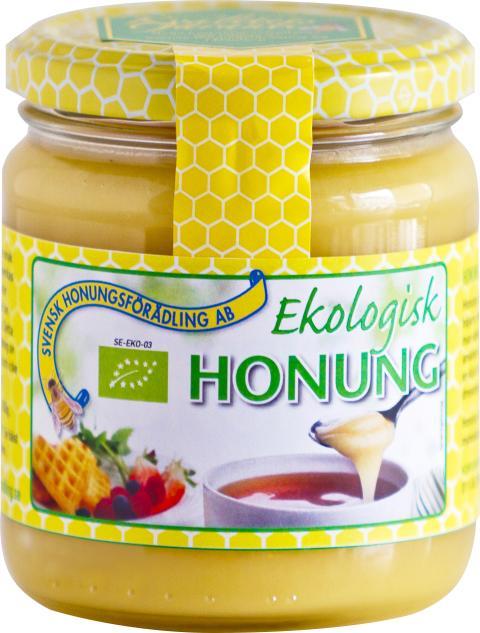 Ekologisk honung