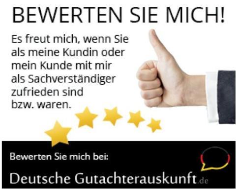 DEUTSCHE GUTACHTERAUSKUNFT (DGA) NEUE BANNER IM MITGLIEDERBEREICH