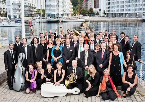 Klassisk konsert med Helsingborgs Symfoniorkester 28/5