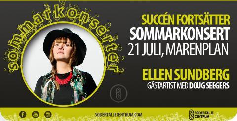 Gör er redo för den omtalade talangen Ellen Sundberg!