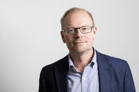 Olov Granstöm, försäljningschef Älvsbyhus