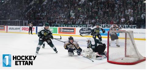 Best Western Hotels & Resorts tecknar avtal med Hockeyettan