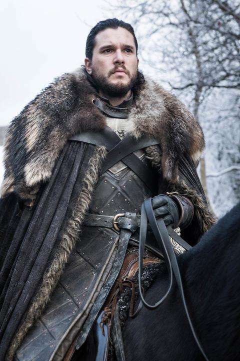 Game of Thrones 8 - Jon Snow (Kit Harington)