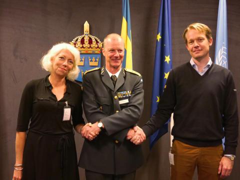 Lantmännen Maskin, Swecon och Försvarsmakten i samarbete om kompetensförsörjning