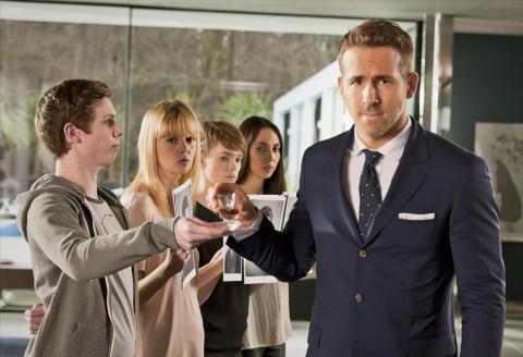 Ryan Reynolds stars in new BT advert