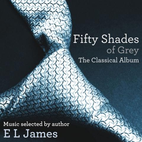 """Fifty Shades of Grey – The Classical album"" udkommer 17.sep"
