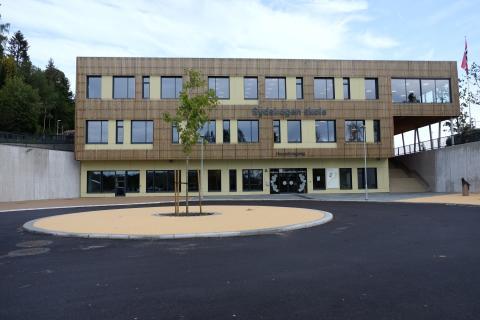 Norges første svanemerkede skole åpnet