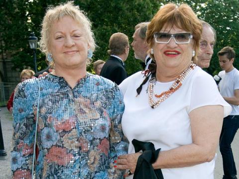Charlotte Bonnier har gått bort. Hon var syster till Jeanette Bonnier, som avled förra månaden.