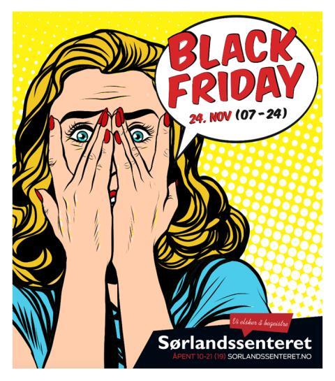 Black Friday 24. november