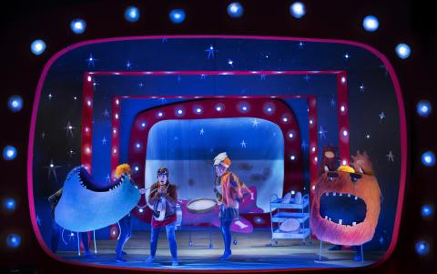 Vägen hem - operasuccé för de yngsta