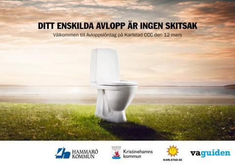 Avloppslördag på Karlstad CCC