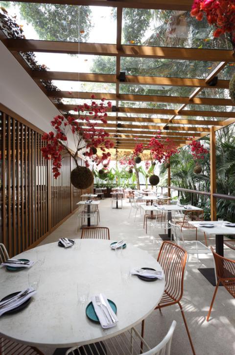 Dekton Nilium at Pipo Restaurante (3)