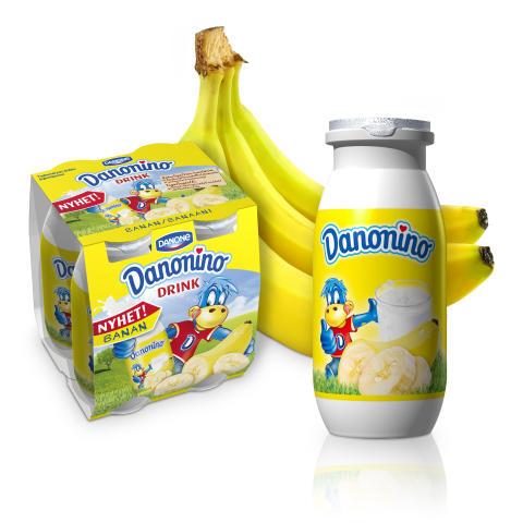 Gott om nyttigheter i barnens favorit – nu med banansmak!