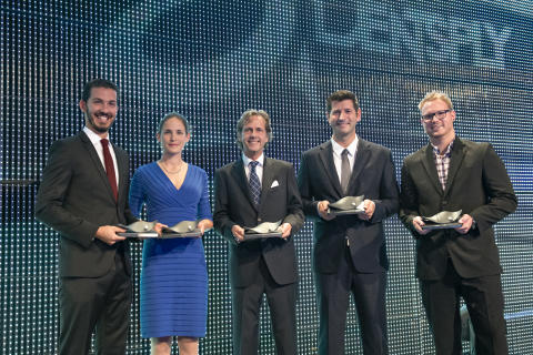 PEERS-Förderpreise in fünf Kategorien