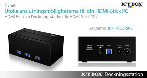 För dig som använder HDMI-Stick PC ...