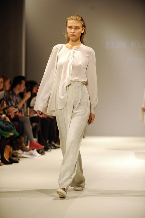 London Fashion Week - Elin Klevmar