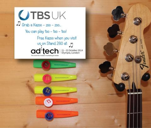 """TBS working with Channel 4's """"Don't Stop The Music"""" initiative hosted by celebrated musician James Rhodes"""