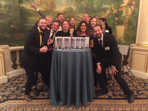 Guldregn för Spoon i Pearl Awards