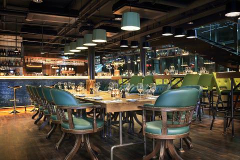 Cuckoo's Nest Bar & Restaurant, Gothenburg, Sweden, by Stylt