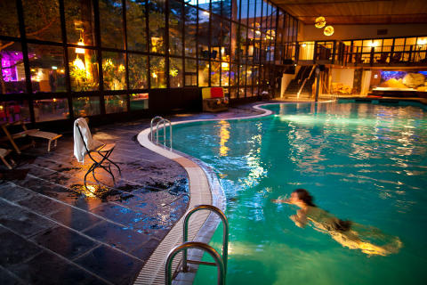 Storhogna Högfjällshotell & Spa pool