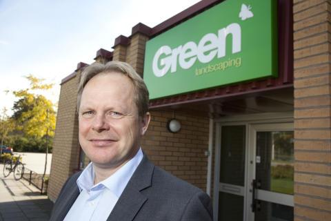 Green fick nytt uppdrag i centrala Göteborg
