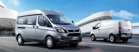 Ford Transit a Föld bolygó legkelendőbb áruszállítója