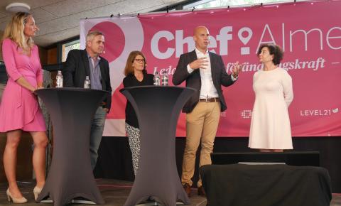 Snabbrörlig, tillfällig och lojal - paneldebatt i Almedalen