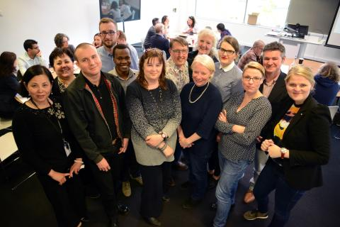 International research led by Northumbria earns top marks and maximum funding