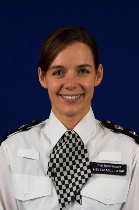 Chief Superintendent Helen Millichap to become Borough Commander at Haringey