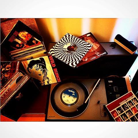 En hyllning till vinylen på Scandic Malmen