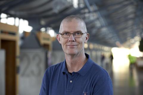 Sven-Erik Holta, projektledare trafikomläggning