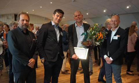 Alligator Bioscience wins SwedenBIO Award 2016