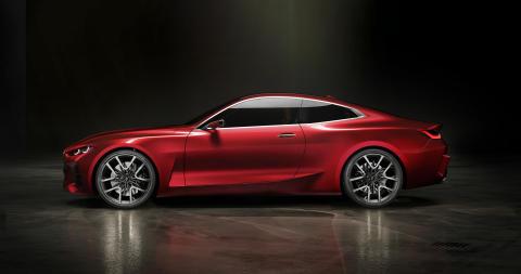 BMW Concept 4, kuva 4