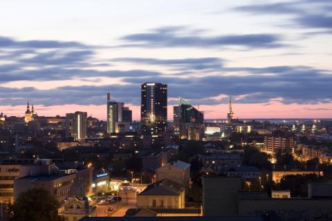Filmens värld erövrar Estland