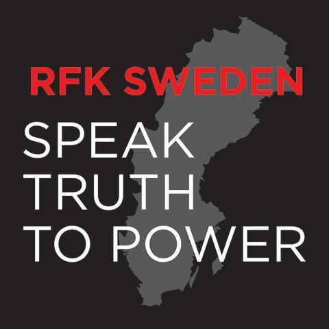 Robert F. Kennedy centers pjäs Speak Truth To Power  på Kulturfestivalen 13/8