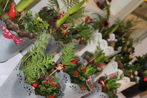 Julmarknad 8 december
