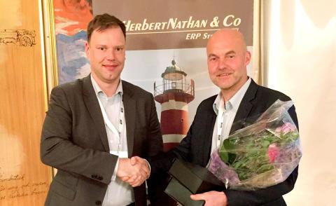 Medivir och Implema vinnare av Årets Affärssystemprojekt 2015